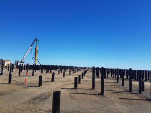 Major benefits of steel driven pile systems