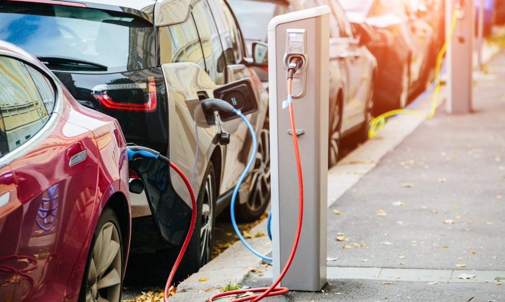 Charging forward: electric vehicles and the resource industry that powers them